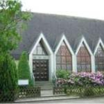 Street view of church