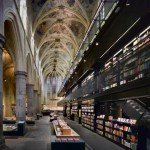 via mental floss. A wonderful bookstore conversion. I could spend weeks in there and not want to leave.