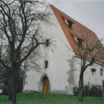 Sweet 14th-century gothic chapel in Baden-Würtemburg.