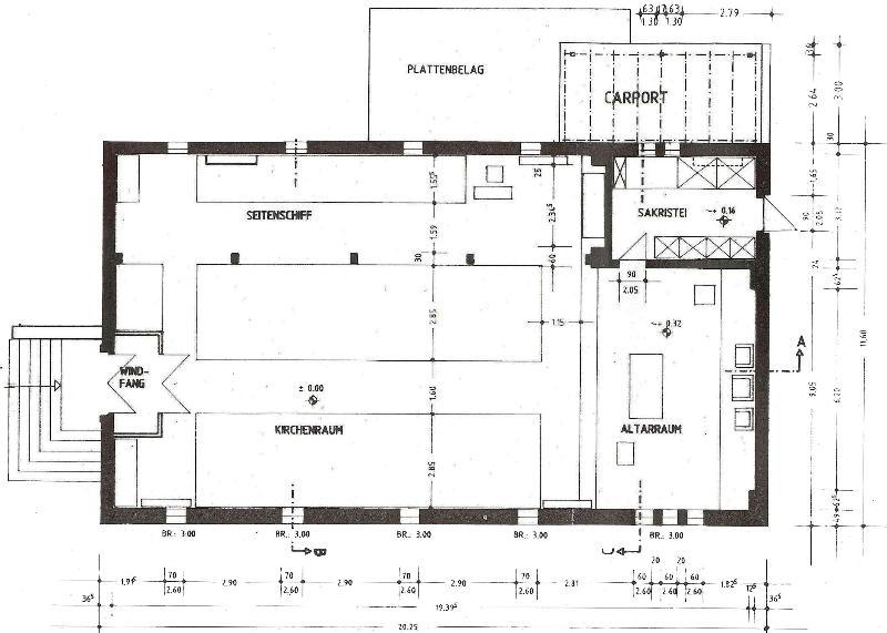 Church Of Light Floor Plan Part - 50: Floor Plans.